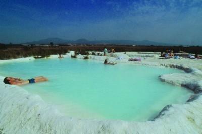 The Baths Ficoncella Thermal Baths In Civitavecchia
