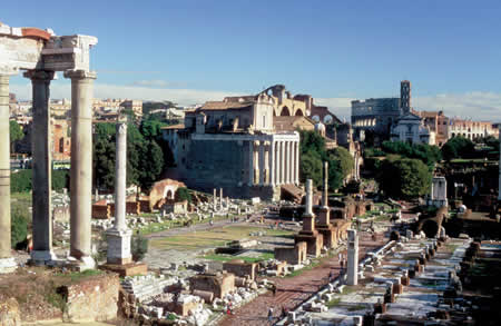 how to get from civitavecchia port to colosseo