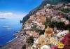 Italy. Campania. Sorrento Peninsula. Amalfi Coast (World Heritage Site). Positano. General view® Fototeca 9x12 - © Gräfenhain Günter