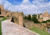 Tuscania (vt) - Veduta sul centro storico