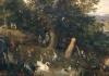 5-palazzo-doria-pamphilj-galleria-museo-roma-brueghel-il-vecchio-paradiso-terrestre-con-peccato-originale