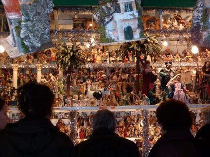 I meravigliosi mercatini di natale a piazza navona port for Mercatini antiquariato roma