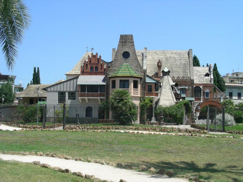 Casino delle civette villa torlonia
