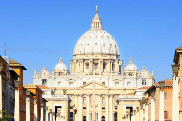 Basilica-di-San-Pietro-Roma
