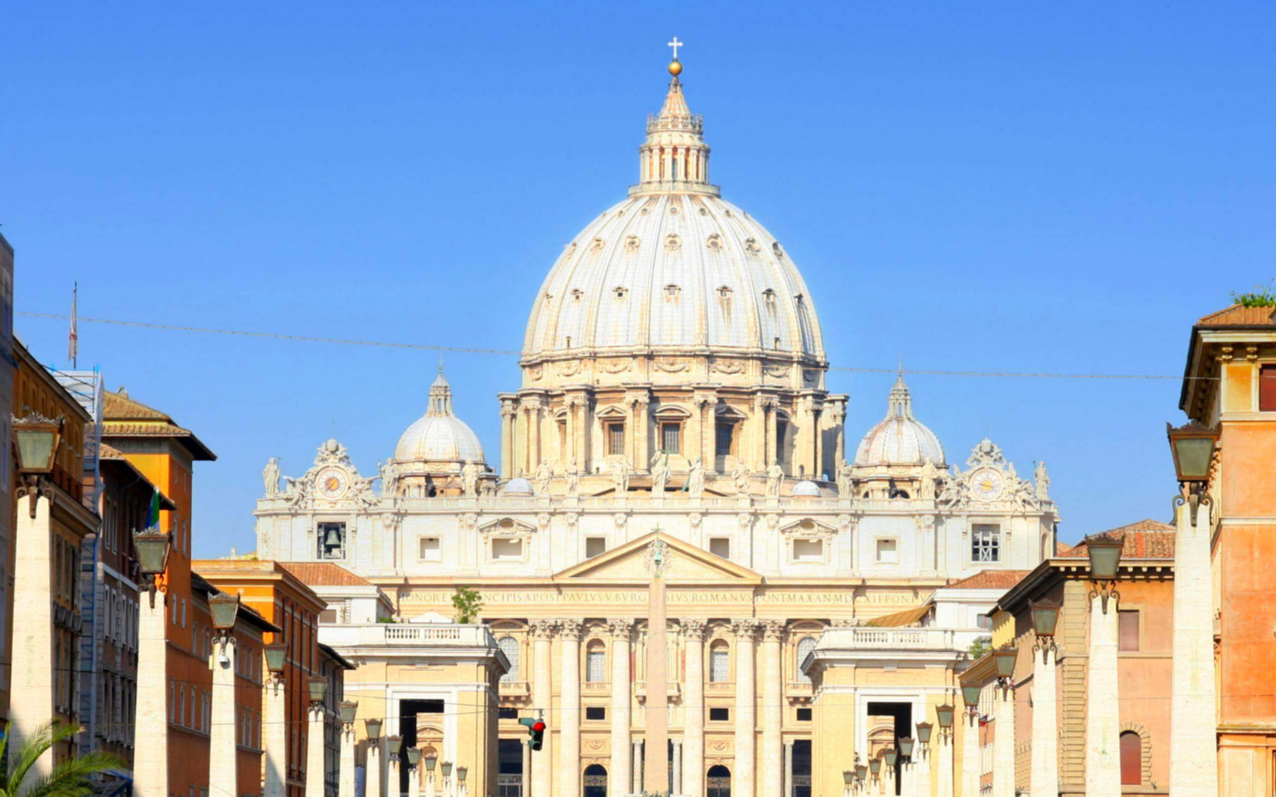 Roma: Basilica Of St. Peter In The Vatican