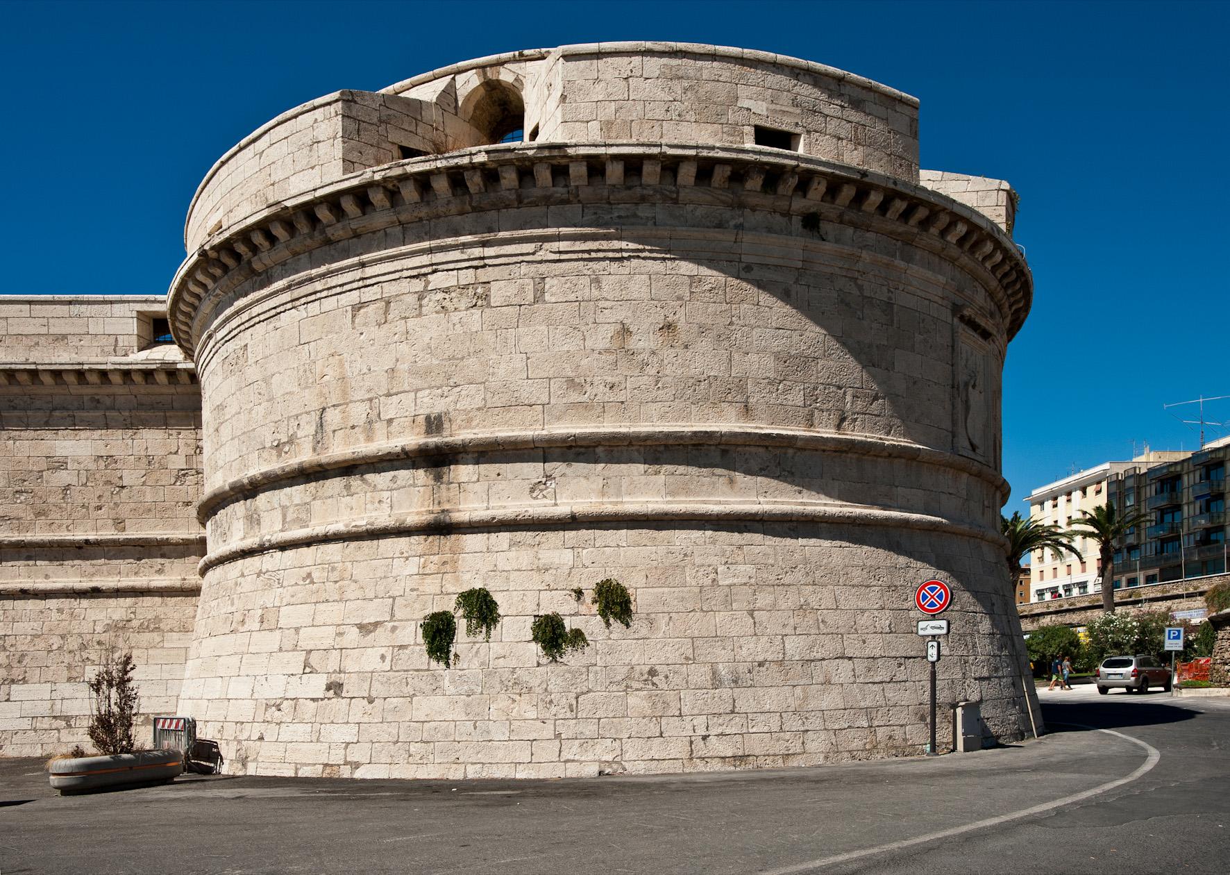 Civitavecchia-Forte-Michelangelo