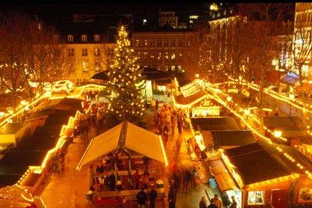 I Meravigliosi Mercatini Di Natale A Piazza Navona