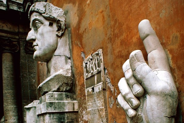 11 Palazzo dei Conservatori, Roma