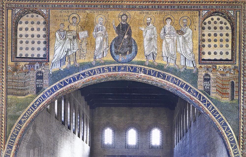 23-artist-majestas-domini-christ-in-majesty-basilica-papale-di-san-lorenzo-fuori-le-mura-roma-itlay-late-6th-century