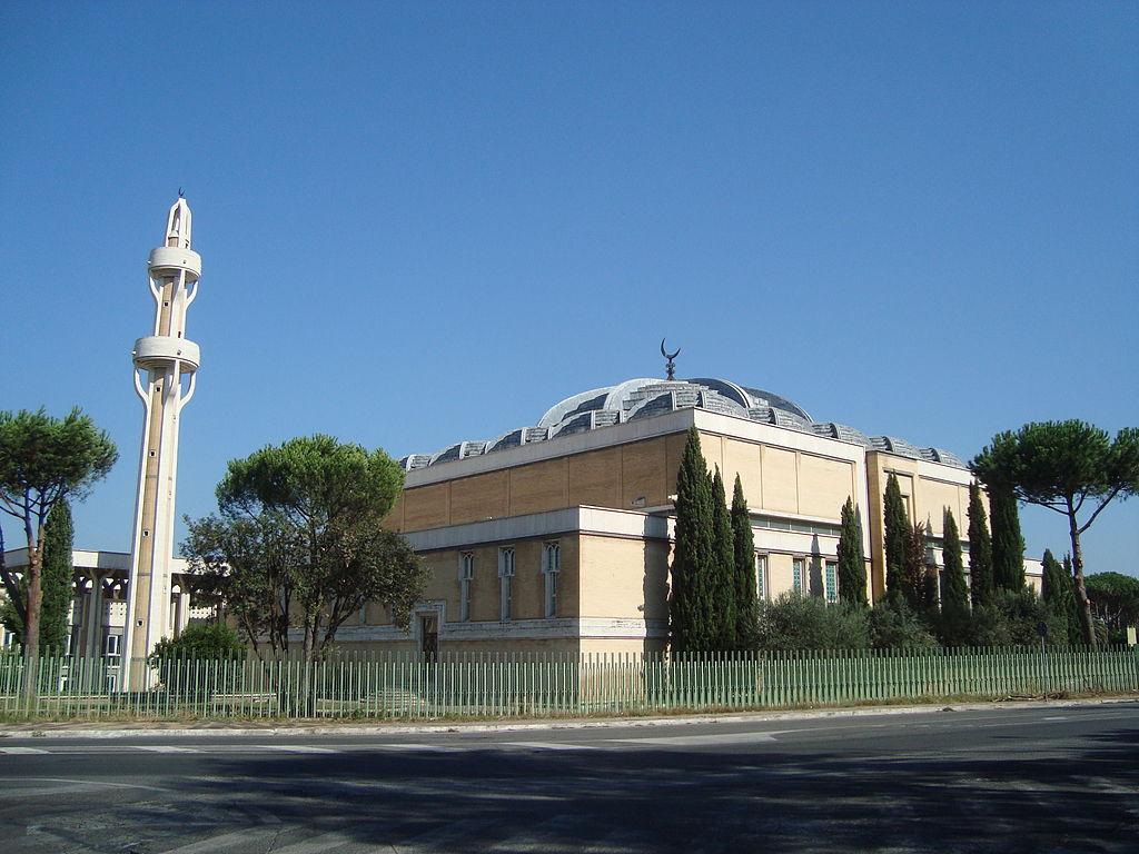 moschea-Rome