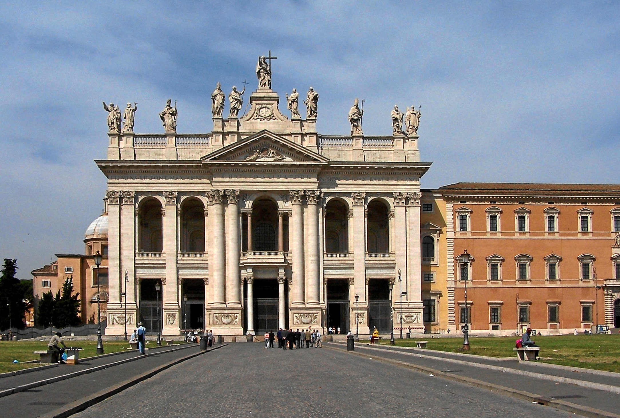 Rom, San Giovanni in Laterano